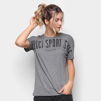 Camiseta Colcci Sport Style Feminina