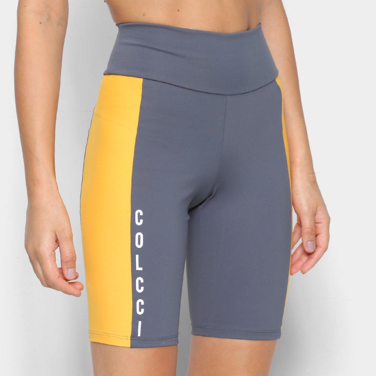 Short Colcci Biker Feminino
