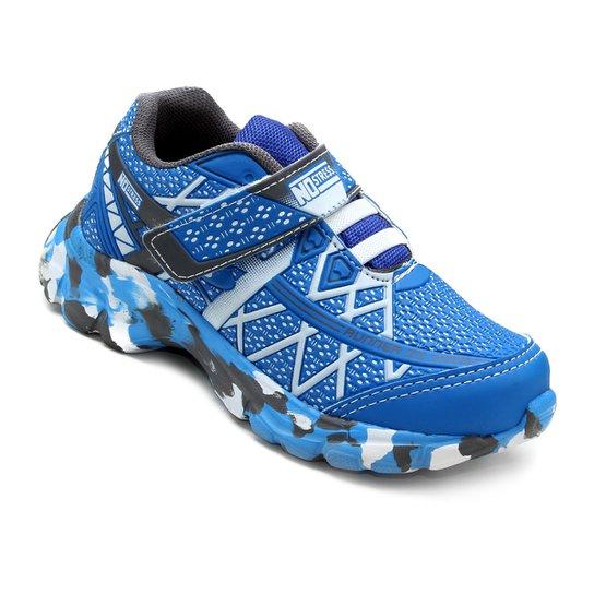 4f1fb0b46bc Tênis Infantil No Stress Running Masculino - Azul - Compre Agora ...