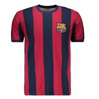 f9c013d02d0bb Camisa Retrômania Barcelona 1974