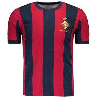 0e5735158106f Camisa Barcelona Retrô 1974