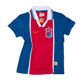 Camisa Polo Retrô Mania Juvenil Paraná Clube 1997 Caio Jr 8295f7bc4fa2e
