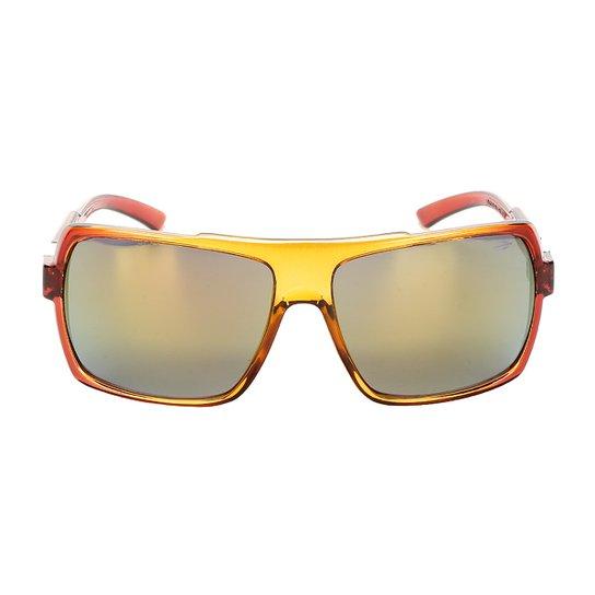 39d04569d6aa6 Óculos de Sol Mormaii Prainha 2 Masculino - Amarelo Escuro