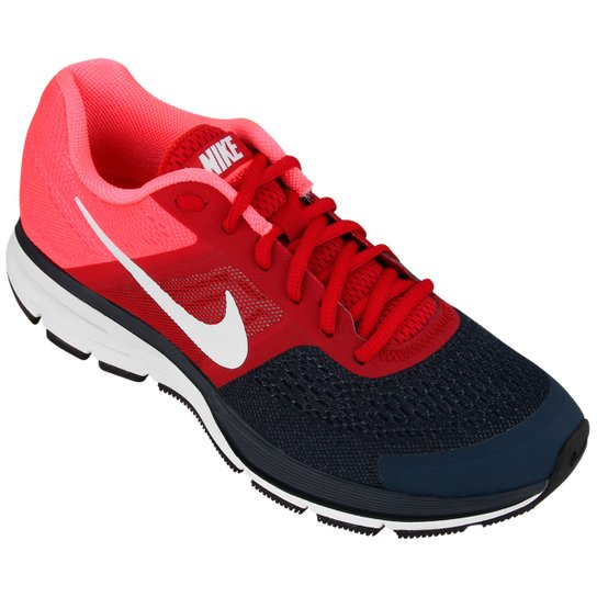 Tênis Nike Air Pegasus+ 30 - Vermelho+Marinho 3304fc81b191f