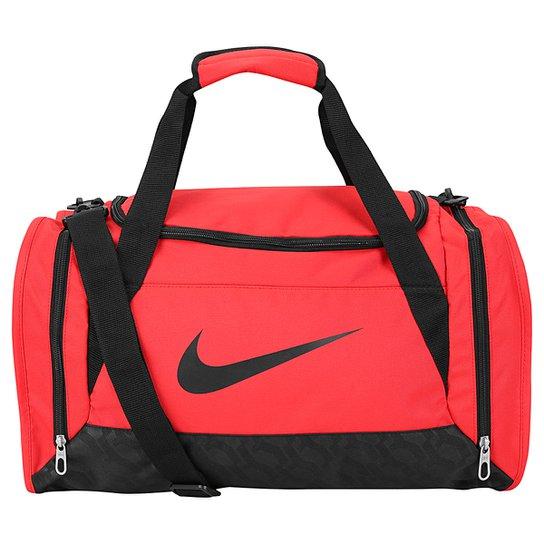 8865cf20f Mala Nike Womens Brasília 6 - Vermelho+Preto