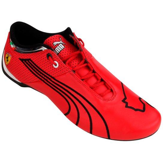 e44e1076e5f Tênis Puma Future Cat M1 Big Ferrari L - Vermelho+Preto