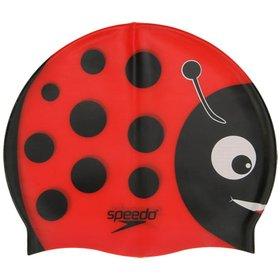 Touca Infantil Speedo Fish - Rosa e Vermelho - Compre Agora  85d3c594c3a