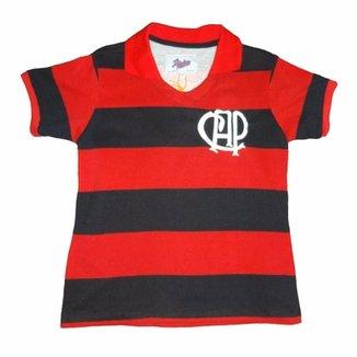 c967f1eee834b Camisa Liga Retrô Infantil Athletico PR 1949