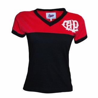 Camisetas Liga Retrô Femininas - Melhores Preços  dfd70dabf2b20