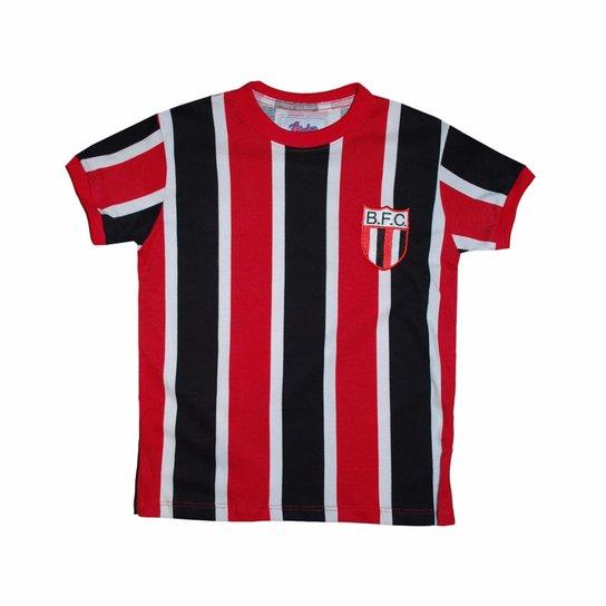 f0deae908f Camisa Liga Retrô Botafogo SP 1977 - Vermelho e Preto - Compre Agora ...
