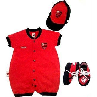 Kit Macacão Flamengo 07e7813c333