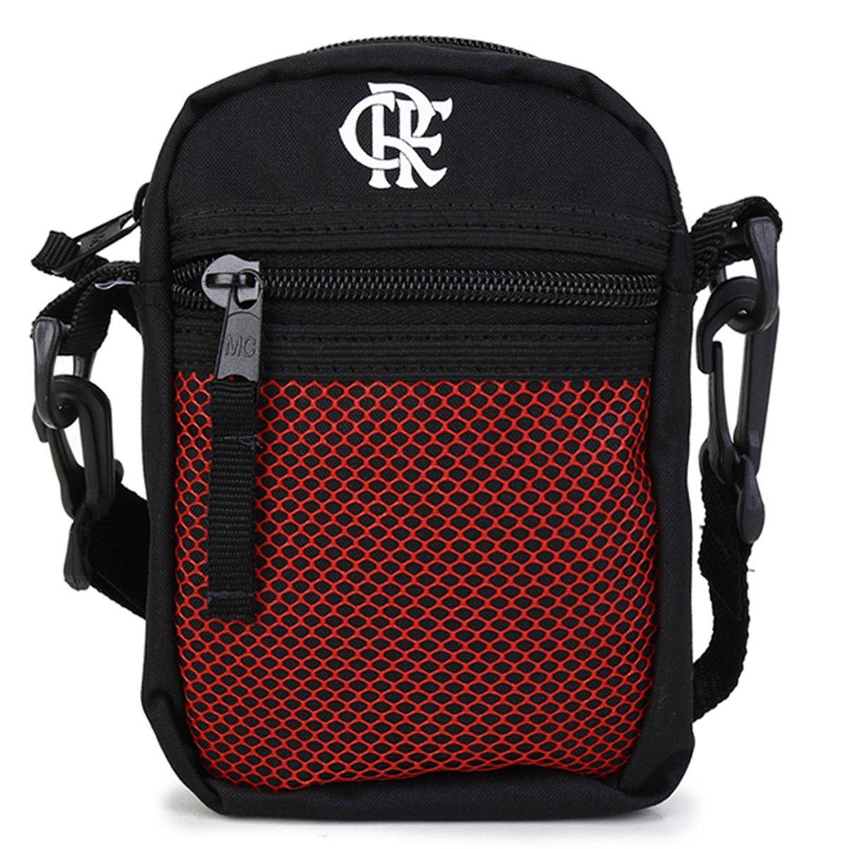 Shoulder Bag Flamengo Starter Tela