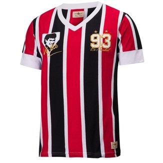 95bab990c4f44 Camisa Retrô Gol Réplica Muller Ex - São Paulo 1993 Listrada