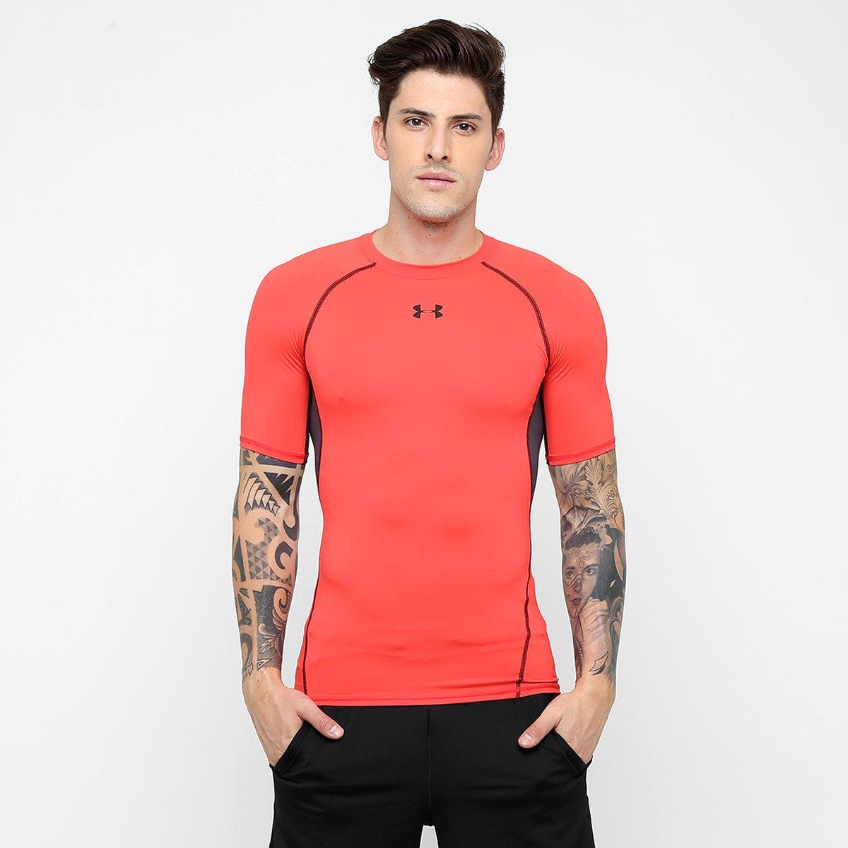 Camiseta de Compressão Under Armour Heatgear Masculina