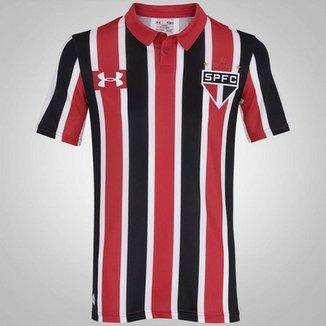 8c8b815d886e4 Camisa São Paulo 2016 Uniforme 2 PERSONALIZADA NÚMERO - Under Armour