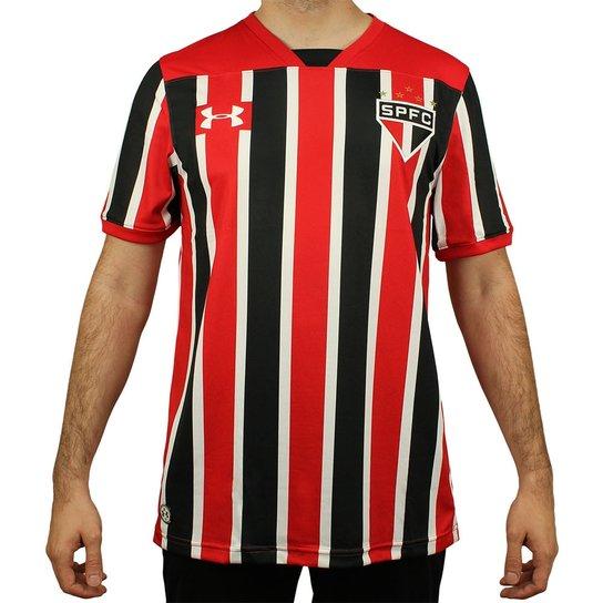 f2375023265 Camisa Under Armour São Paulo Fc Rep Away Jsy 17 18 - Compre Agora ...