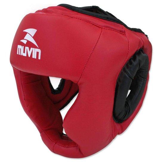 Protetor de Cabeça Muvin PTC-100 - Vermelho e Preto - Compre Agora ... d03793e862