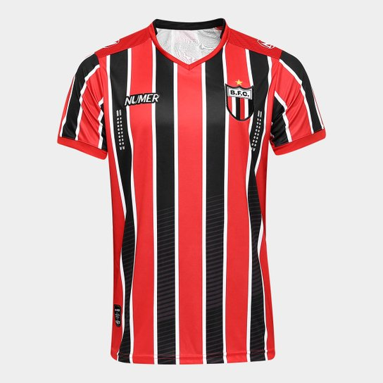 d5a7b6ac5eff7 Camisa Botafogo SP II 17 18 s nº - Torcedor Numer Masculina - Compre ...