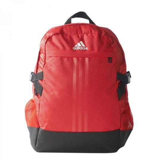 d461c545b Mochila Adidas Bp Power III M - Vermelho+Preto
