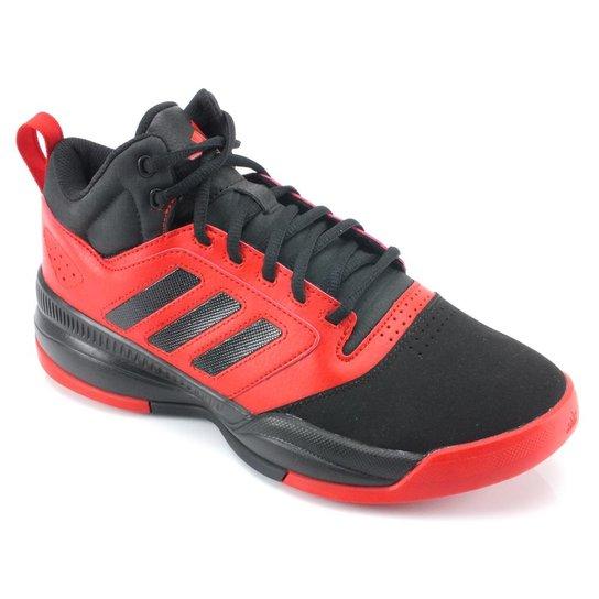 65e0591acda Tênis Adidas Runthegame - Vermelho+Preto