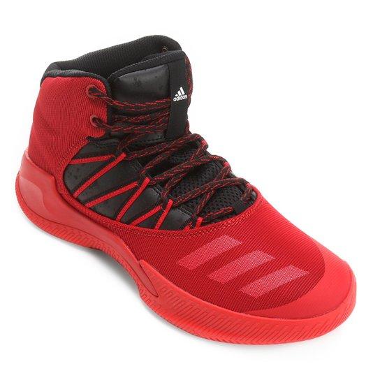 49214f223f7 Tênis Cano Alto Adidas Ball 365 Inspired Masculino - Compre Agora ...