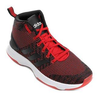 Compre Tenis Cano Alto Masculino Adidas Bico Fino Online  bf8cc4b7eaf58