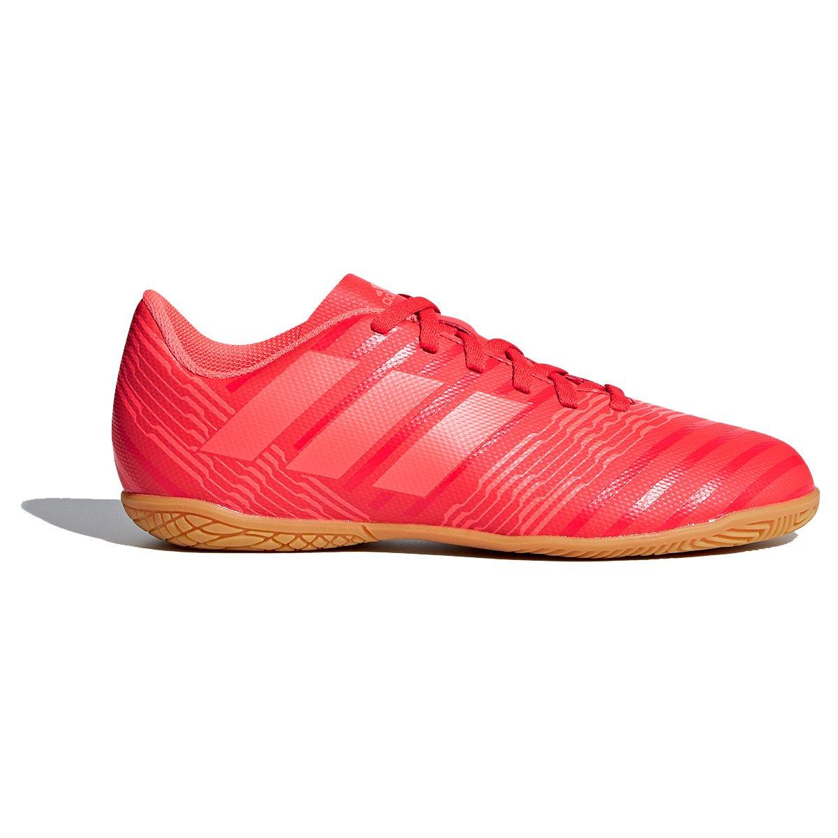 82cf275ae3 Chuteira Futsal Infantil Adidas Nemeziz 17.4 IN