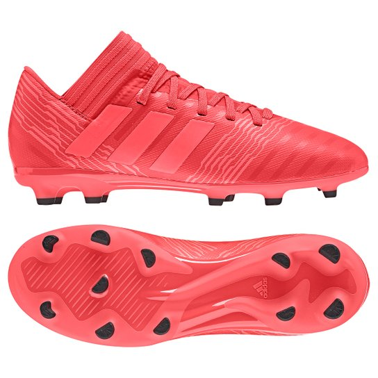 03954395a9 Chuteira Campo Infantil Adidas Nemeziz 17.3 FXG - Compre Agora ...