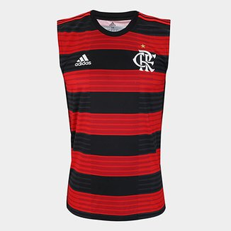 d6720aad902c4 Regata Flamengo I 2018 Torcedor Adidas Masculina
