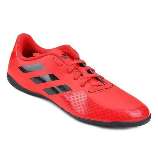 Chuteira Futsal Adidas Artilheira III IN - Vermelho e Preto - Compre ... c9efc2e0ac0c4