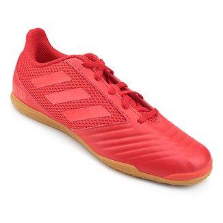 Chuteira Futsal Adidas Predator 19 4 IN e5c145f287e12