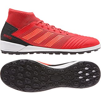 Chuteira Society Adidas Predator 19 3 TF 4e850642067bf