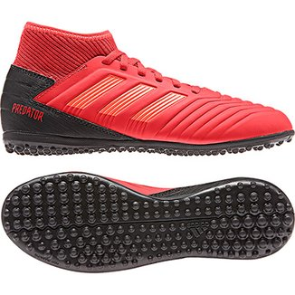 e00c9e808a42e Chuteira Society Infantil Adidas Predator 19 3 TF