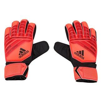 Luva de Goleiro Infantil Adidas Predator Fingersave Junior 8a186778a3f31