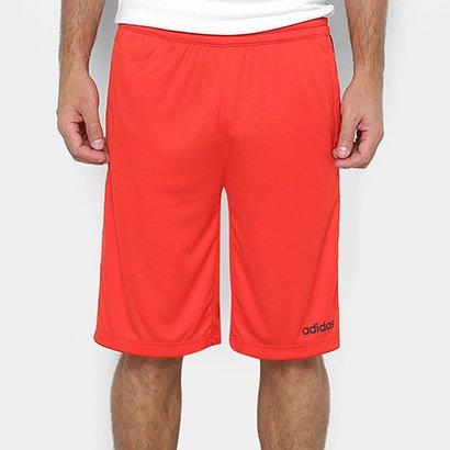 Short Adidas D2M Knit Masculino