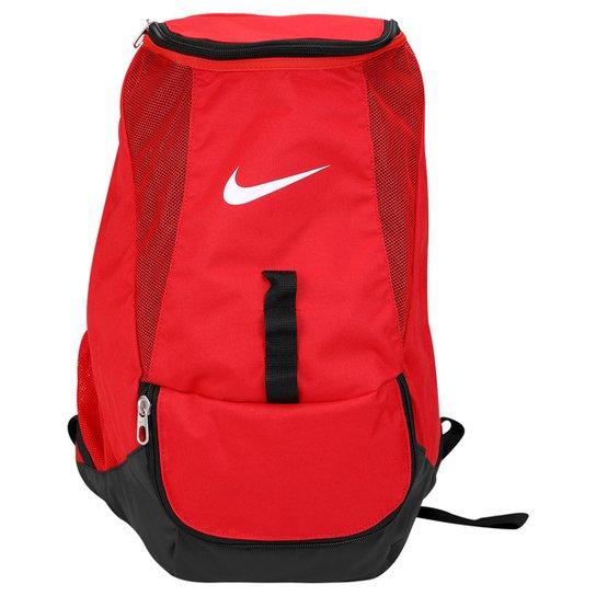 fbef210e72 Mochila Nike Club Team Swoosh - Vermelho+Preto