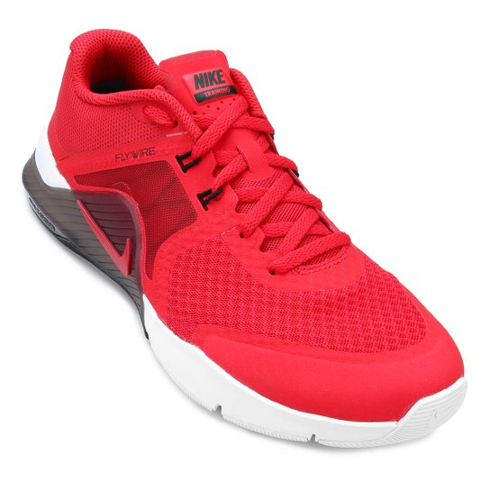7e5a8c511d4 Tênis Nike Zoom Train Complete 2 Masculino - Vermelho e Preto ...
