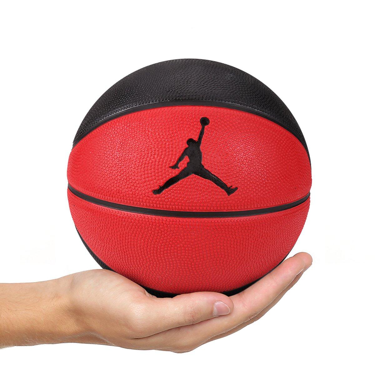 Mini Bola Basquete Nike Jordan Mini Tam 3 4ae4ec18547d9