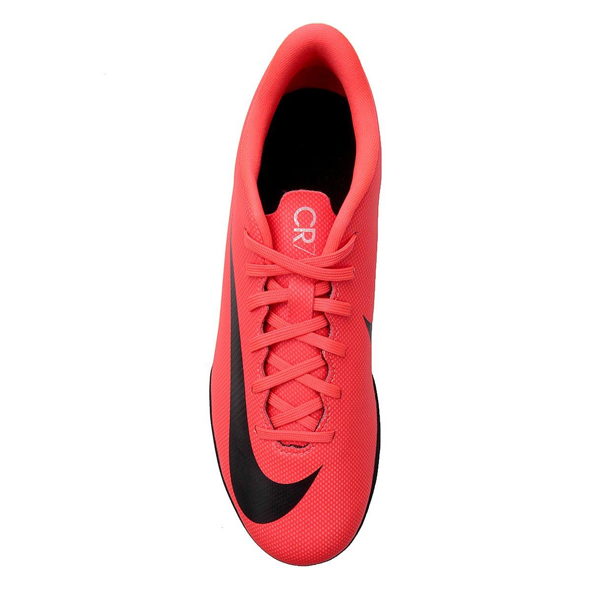 3b05c8a36cf94 Chuteira Society Nike Mercurial Vapor 12 Club CR7 TF