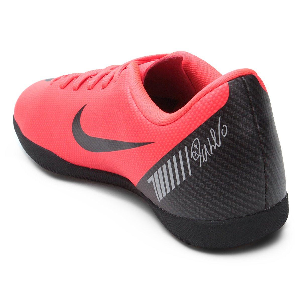 fb2fd3d5805cf ... Foto 2 - Chuteira Futsal Infantil Nike Mercurial Vapor 12 Club GS CR7 IC