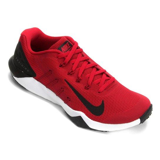 6ee2e120490 Tênis Nike Retaliation Tr 2 Masculino - Vermelho e Preto - Compre ...