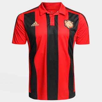 2cede8c35c356 Camisa Sport Recife I 15 16 s n° Torcedor Adidas Masculina