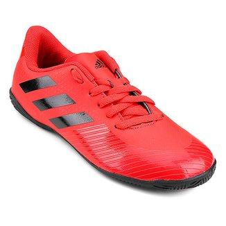 Chuteira Futsal Infantil Adidas Artilheira IN 0ff1cdcc8c251
