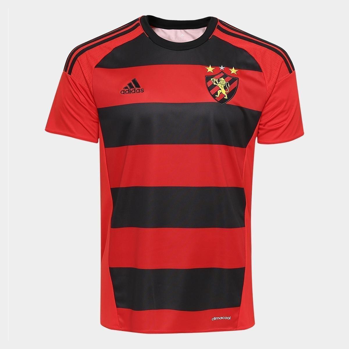 0915291b8 Camisa Sport Recife I 2016 s nº - Torcedor Adidas Masculina