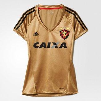 Camisa Sport Recife 2016 III s nº - Torcedor Adidas Feminina 9df9d491b515c