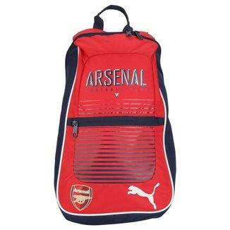 3bd4bf542 Mochila Nike Paris Saint Germain Allegiance Shield Compact · 5(5) · Confira  · Mochila Arsenal Puma Fanwear