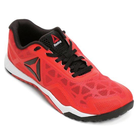 Tênis Reebok Workout TR 2.0 Masculino - Vermelho e Preto - Compre ... 8a969a6ace334