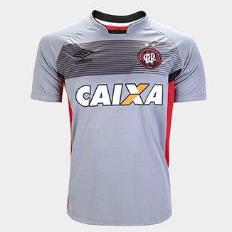 dd2ab572309 Camisa de Treino Athletico-PR 17 18 Umbro Masculina