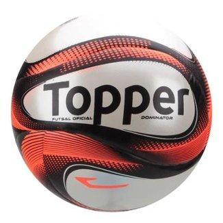 9946c01ead40f Bola Futsal Topper Dominator Pro