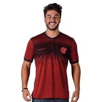 Camisa Flamengo Gang Braziline Masculina 39c8c4a630e81
